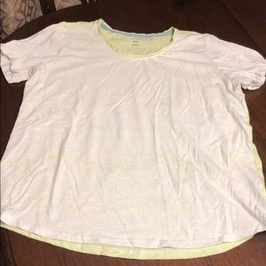 Women's plus size Columbia t shirt size 1x